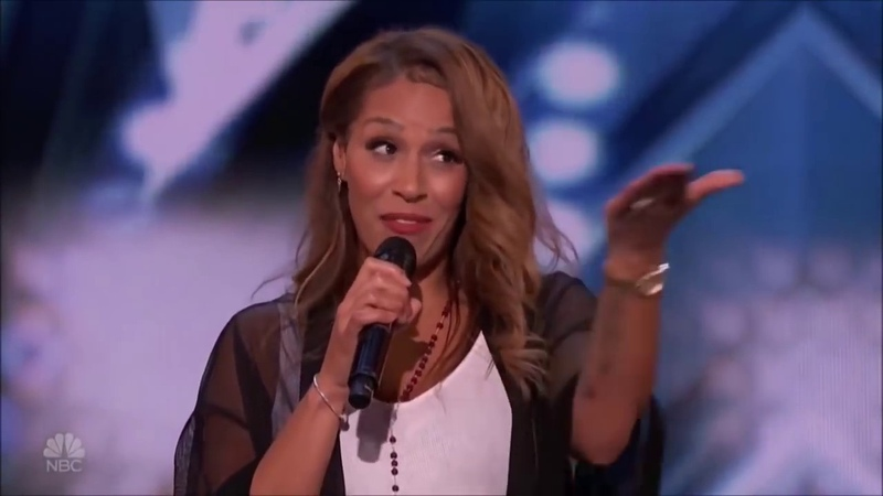 Glennis Grace - America's Got Talent 2018 - Run To You - Tribute To Whitney Houston - Full Audition