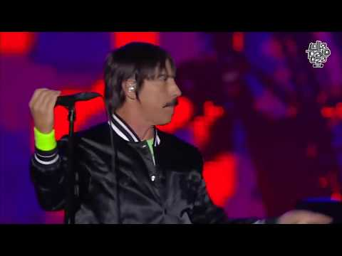 Red Hot Chili Peppers Lollapalooza 2018 (SHOW COMPLETO)