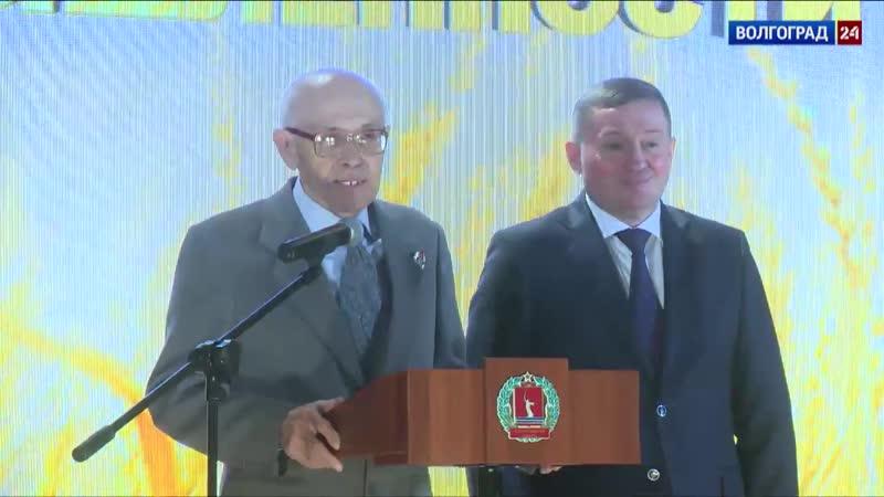 Борис Екимов удостоен звания «Почетный гражданин Волгоградской области»