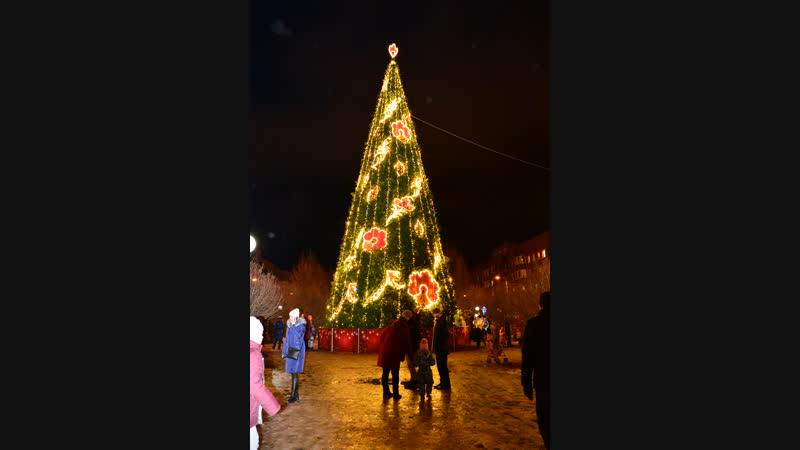 Оленегорск 1 декабря