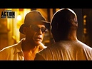 Jean-Claude Van Damme Mike Tyson face-off in KICKBOXER RETALIATION Clip