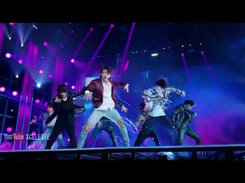 [EDITED FANCAM] [FANMADE] BTS - FAKE LOVE @ 2018 BILLBOARD MUSIC AWARDS