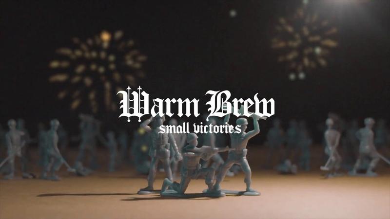 Warm Brew Small Victories prod by Swiff D Audio