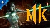 Mortal Kombat 11 - Official Jade Reveal Trailer PS4