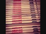 Wincent Sticks for Mr. Sven Dirkschneider!
