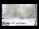 В Новосибирске появился подъездный художник