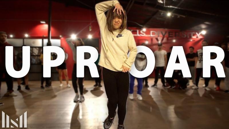 Lil Wayne UPROAR Dance Matt Steffanina Gabe De Guzman