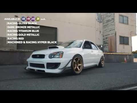 Subaru Impreza WRX STI - Yokohama ADVAN GT