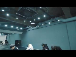 Oui entertainment trainees' dance cover of logic's killing spree