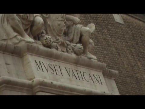 Benvenuti ai Musei Vaticani – Welcome to the Vatican Museums