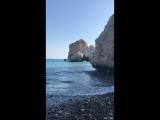 Место, где вышла из воды Афродита