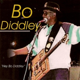Bo Diddley альбом Hey Bo Diddley
