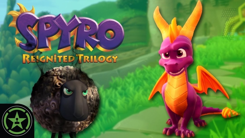 Lads Play - Spyro Reignited Trilogy - Let's Watch