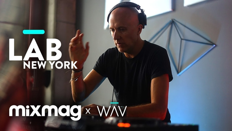 Lee Burridge All Day I Dream Takeover In The Lab NYC 2018