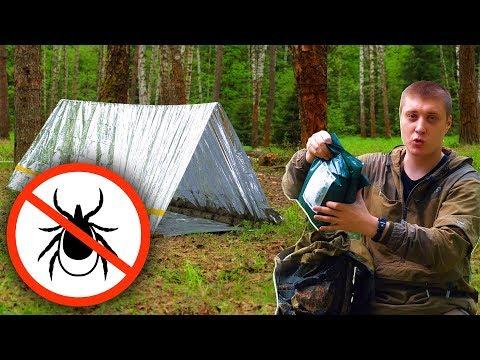 Жесткий Российский ИРП и как выжить 24 часа в лесу с КЛЕЩАМИ!