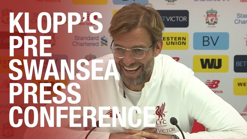 Jürgen Klopps pre-Swansea City press conference | Injury news, Robertsons form and much more