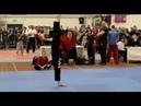 WAKO British Championships - Chloe Bruce