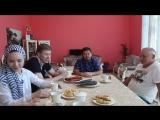 Ильдар Вахитов (Уфа), Рустам и Диана(Смаковы)(Уфа) в гостях у Исмагила Шангареева