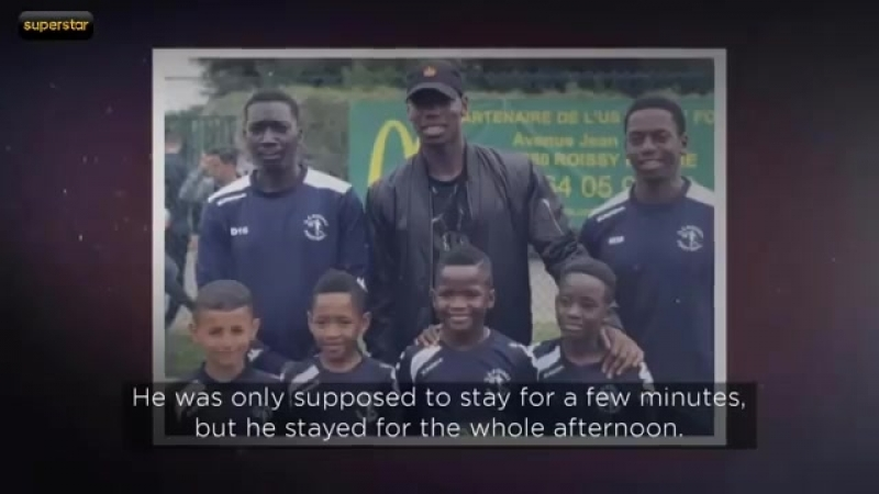 Paul Pogba Short Documentary   No One Can Change Me