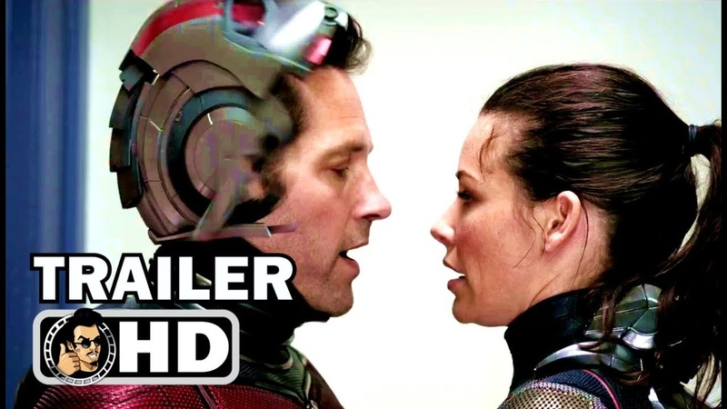 ANT-MAN 2 ANT-MAN AND THE WASP Captain America TV Spot Trailer NEW (2018) Marvel Movie HD