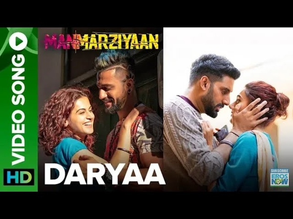 Video Song   Daryaa Manmarziyaan   Amit Trivedi   Shellee   Whatsapp status