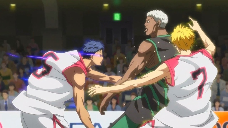 Kuroko No Basket: Last Game「 AMV 」- Let's Get This Started Again
