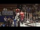 Masashi Takeda (c) vs. Miedo Extremo (King Of FREEDOM World Title Match)