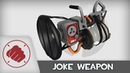 Joke Weapon Demonstration: Bass Booster
