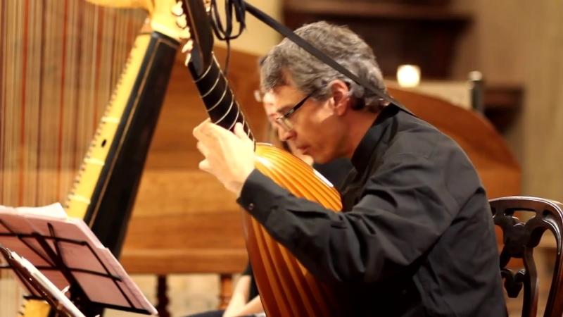 Alessandro Piccinini - Toccata cromatica - Michele Palomba, tiorba