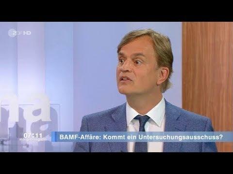 BAMF Untersuchungsausschuß Antrag der FDP ist fast deckungsgleich ► AfD Dr Bernd Baumann