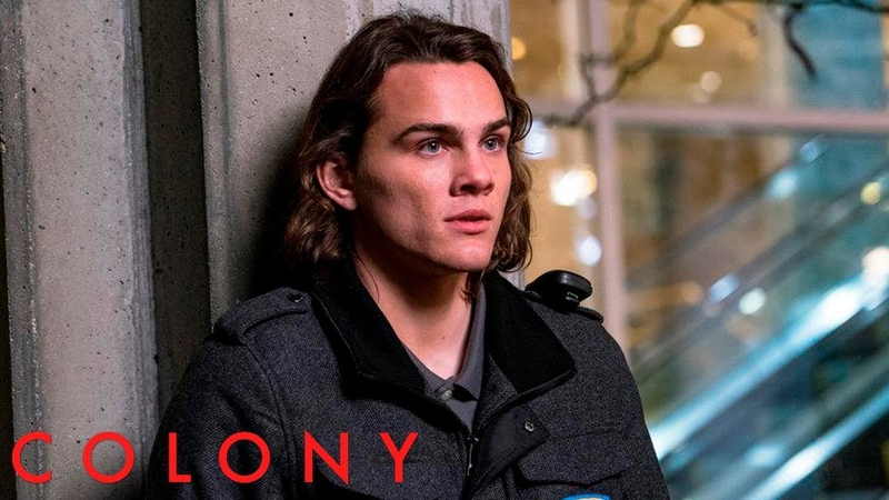 "Colony Колония 3x09 ""The Big Empty"" Promotional Photos Season 3 Episode 9"