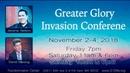 1 Служение Конференция Вторжение Славы Джереми Нельсон тема Искупление времени