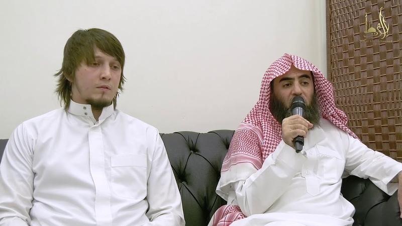 Шейх аль-Люхайдан Чтение суры Гром (19-30) С переводом