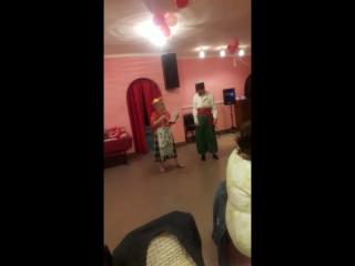Хохлов на свадьбе
