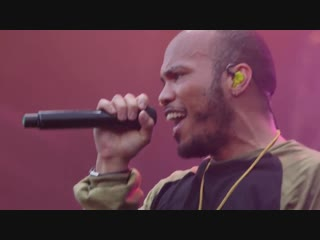 Anderson Paak|The Free Nationals - Am I Wrong (live at Laneway Festival 2018)