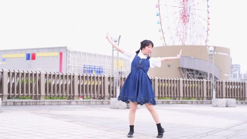 【ふーが】プラスチックボイス 踊ってみた【スパーーン】 sm33806600