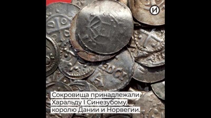 Сокровища короля викингов