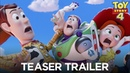 Toy Story 4 Josh Cooley l Teaser Trailer 2019