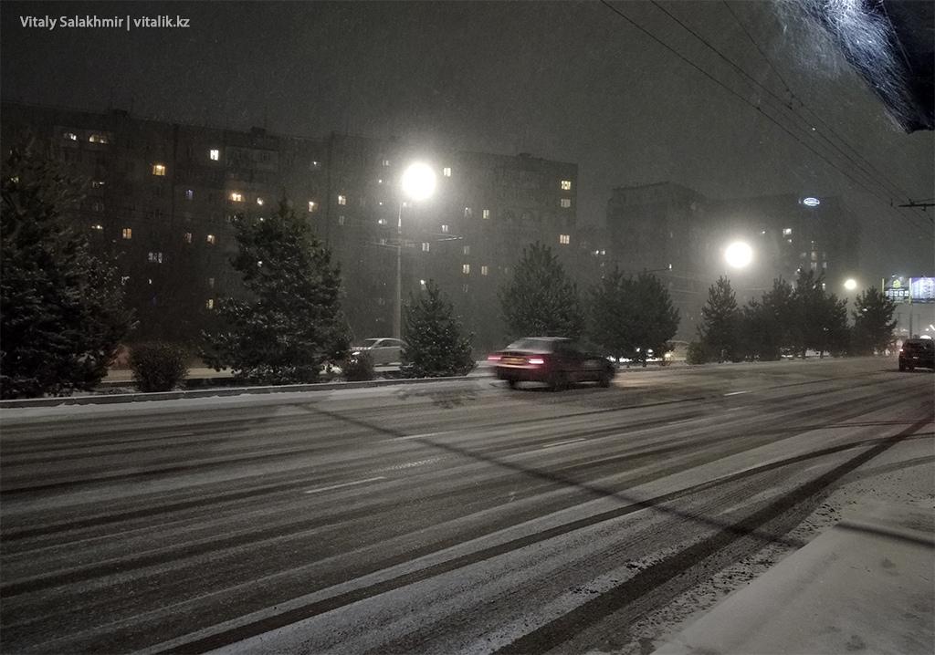 Бишкек, декабрь 2018