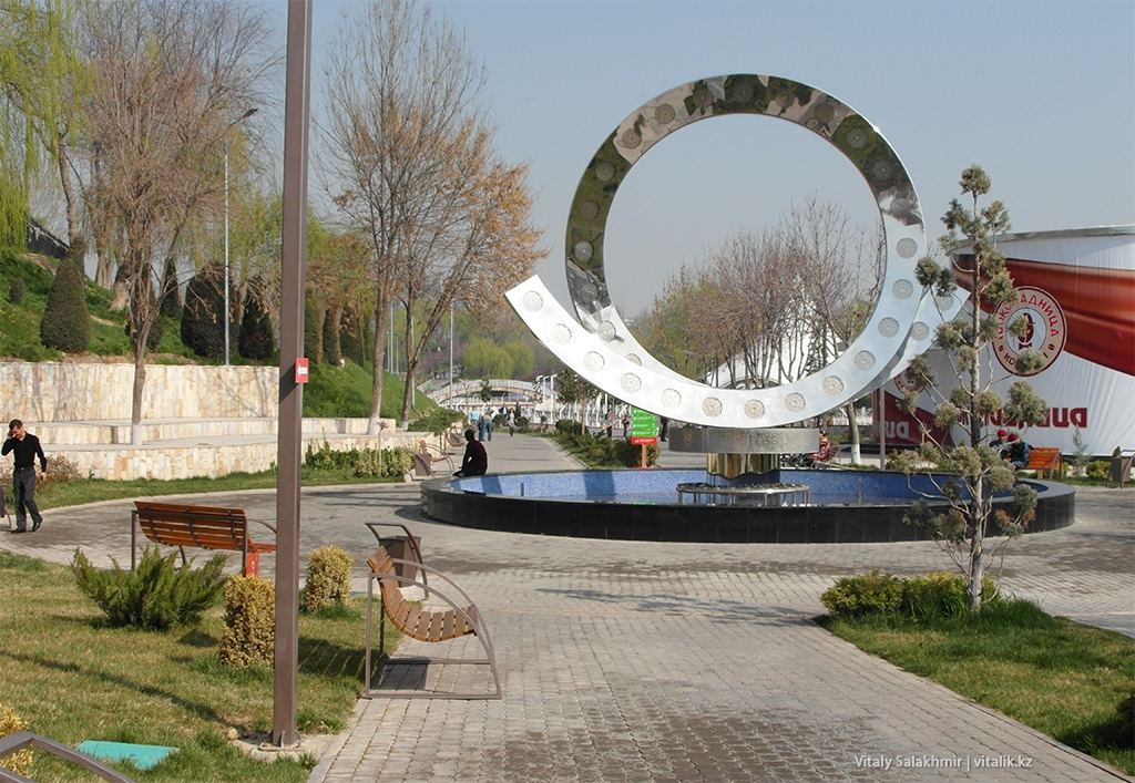 Ташкент 2018