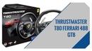 Thrustmaster T80 Ferrari 488 GTB Edition - můj pohled review