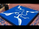 Fluid Painting EXTREME String Pull!! Acrylic Pouring Swiping with String? Must See!! Please Share!!