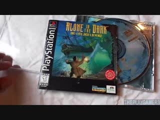 Retro Unboxing- Alone in the Dark- One-Eyed Jacks Revenge