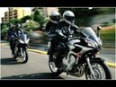 Герои на Мотоциклах Мотоциклисты помогают людям на дороге