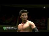 Ken45, Kengo, Manjimaru, Ayumu Gunji, Rui Hiugaji vs. Kenbai, Rasse, Taro Nohashi, Yapper Man 1,2 (Michinoku Pro - Tokyo Show)