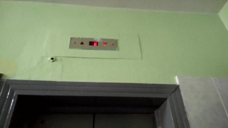 Лифты КМЗ-(2007 г.в.),V=1 м/с, Q=630-400 кг (1719)