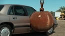 4 Ton Wrecking Ball in Slow Motion