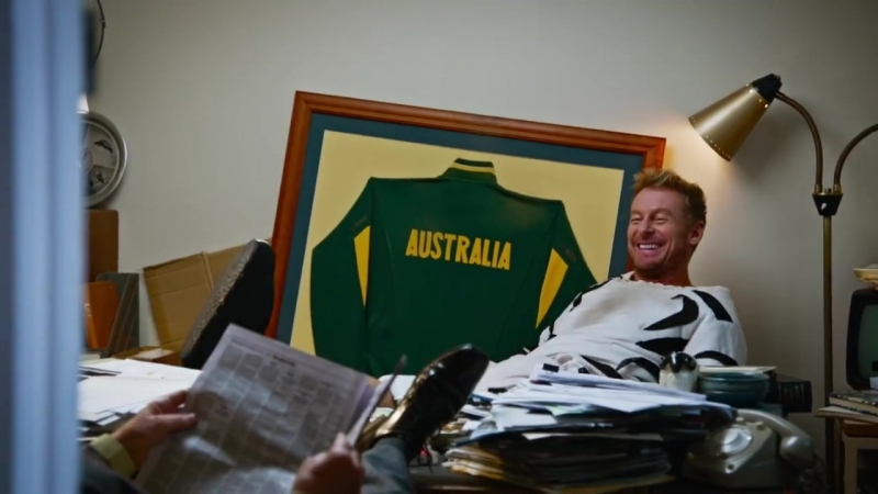 Rake - He rose to power promising absolutely nothing. Fifth season's premiere on ABC 19 August