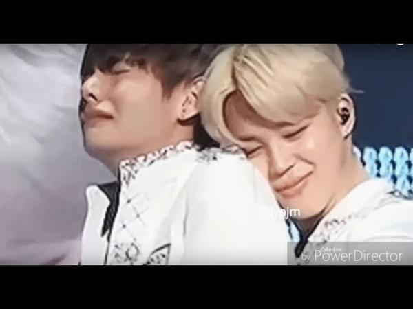 BTS 95 vmin is real pt.1 (방탄소년단 태형♡지민)