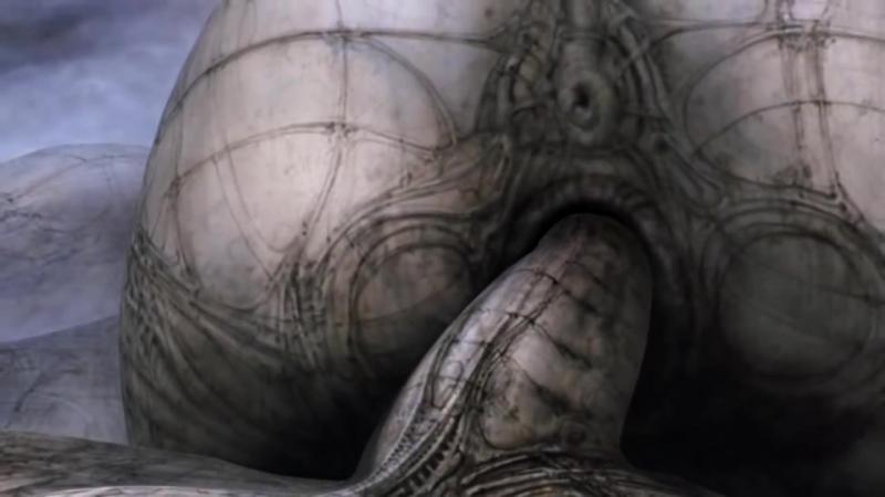 Freak Reason - Erotomechanics (HR Giger. Art in Motion) Ханс Гигер, Арт, Чужой, Alien, erotic, porn, bdsm, бдсм, эротика, порно